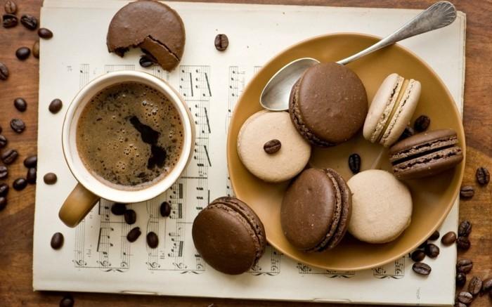 Макаруны рецепт с фото Шоколадные макаруны рецепт Пьера
