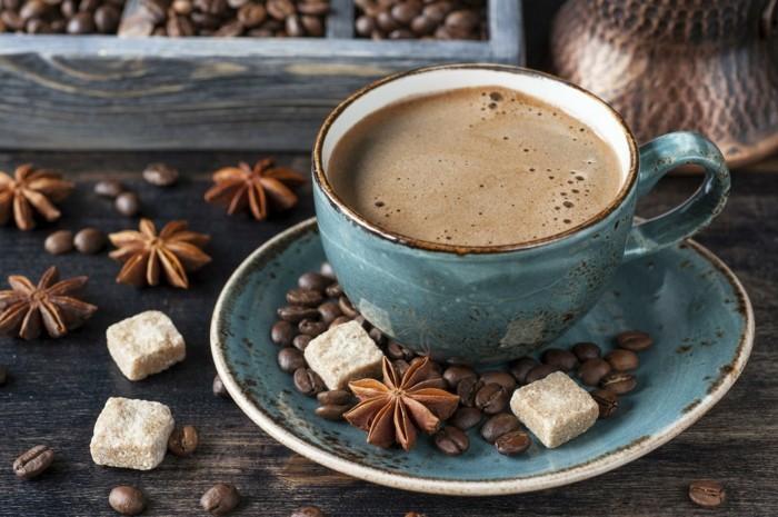 guten morgen kaffee coffee gewürze sternanis braunzucker