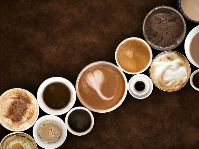 guten morgen kaffee inspiration milch kaffeespezialitäten