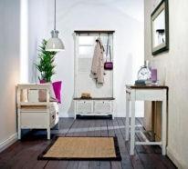 Eingangsbereich Haus Gestalten eingangsbereich und flur gestalten in 42 beispielen