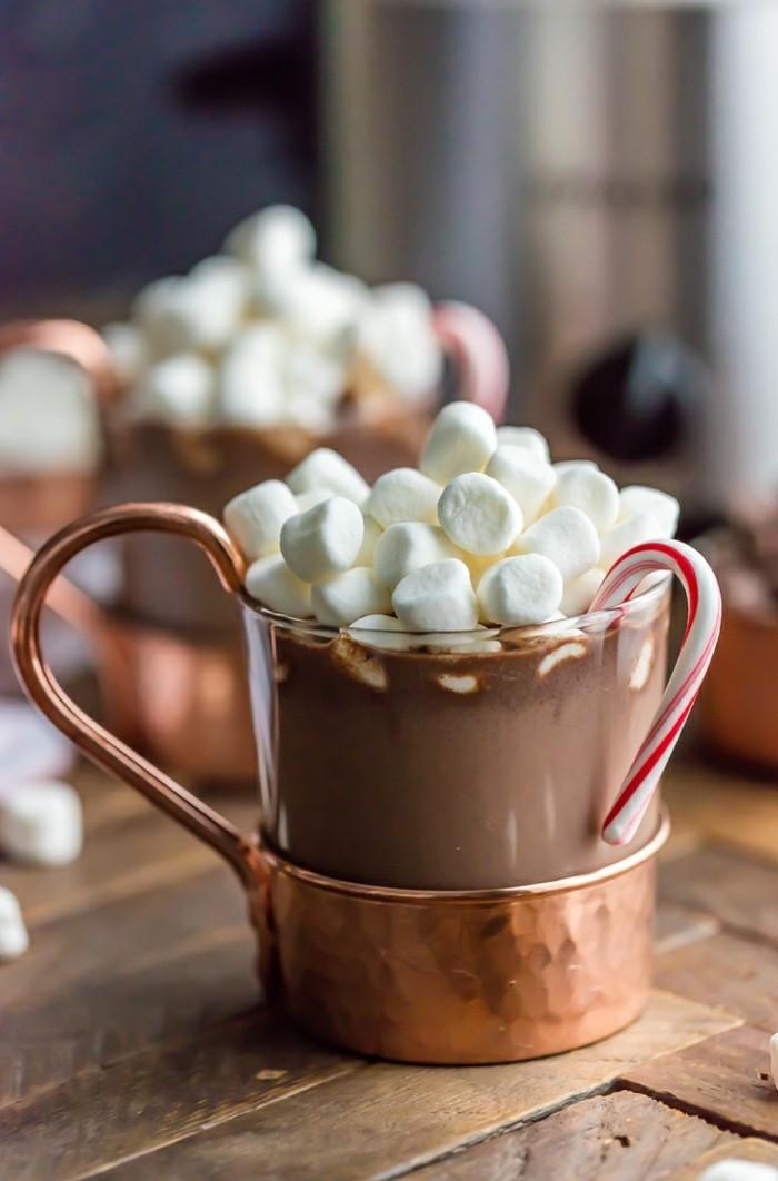 heisse schokolade lecker suess gesund