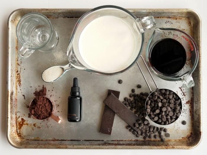 heisse schokolade selber zubereiten