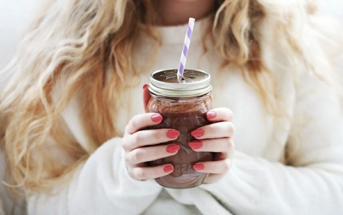 heisse schokolade trinken gesund