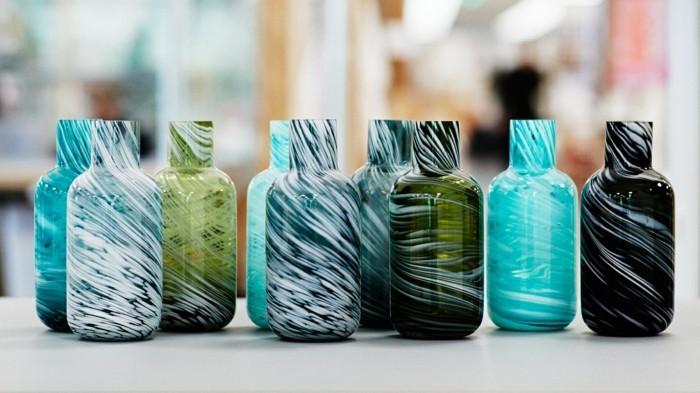 ikea neuheiten glasvasen recycelt wohnaccessoires
