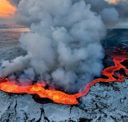 Island Landschaft oder warum wir vor der Majestät der Natur wortlos bleiben