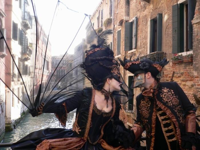 karneval in venedig piazza 17