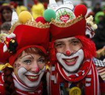 Karnevalkostüme- Die temporäre Flucht von der sozialen Rolle
