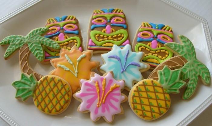 kekse backen exotische ideen kekse dekoration