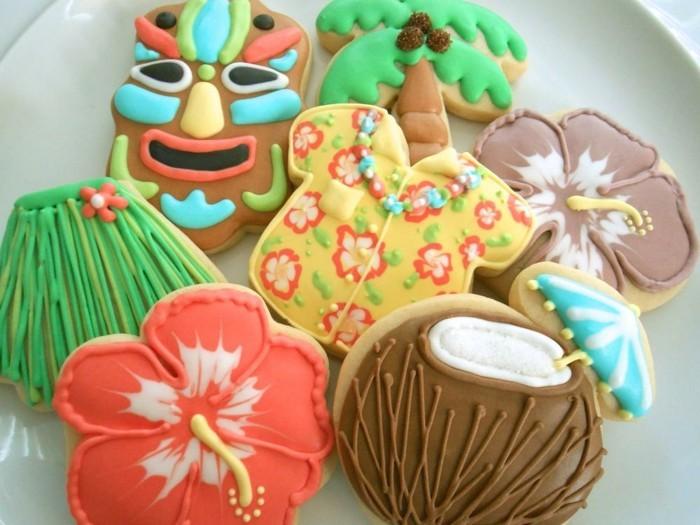kekse backen lustige ideen desserts