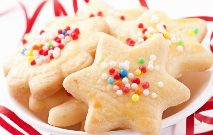 kekse backen zucker sterne