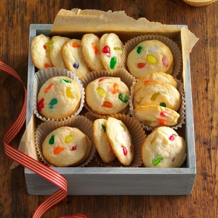 kekse selber backen gelee plätzchen