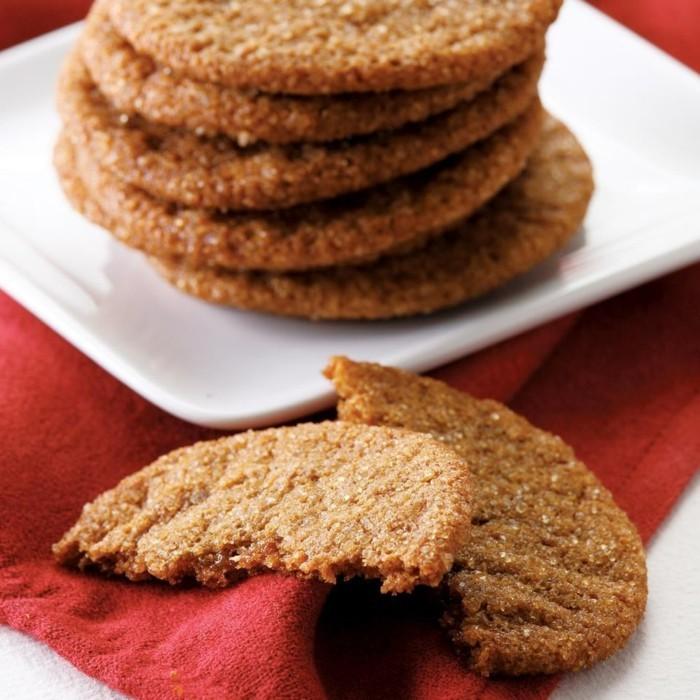 kekse selber backen gesunde rezeptideen