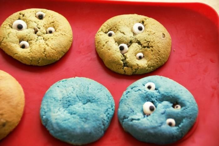 kekse selber backen halloween kekse zubereiten