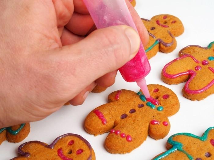 kekse selber backen ingwerbrot kekse dekorieren