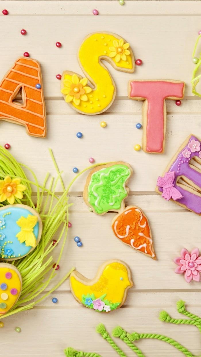 kekse selber backen kekse verzieren krasse farben