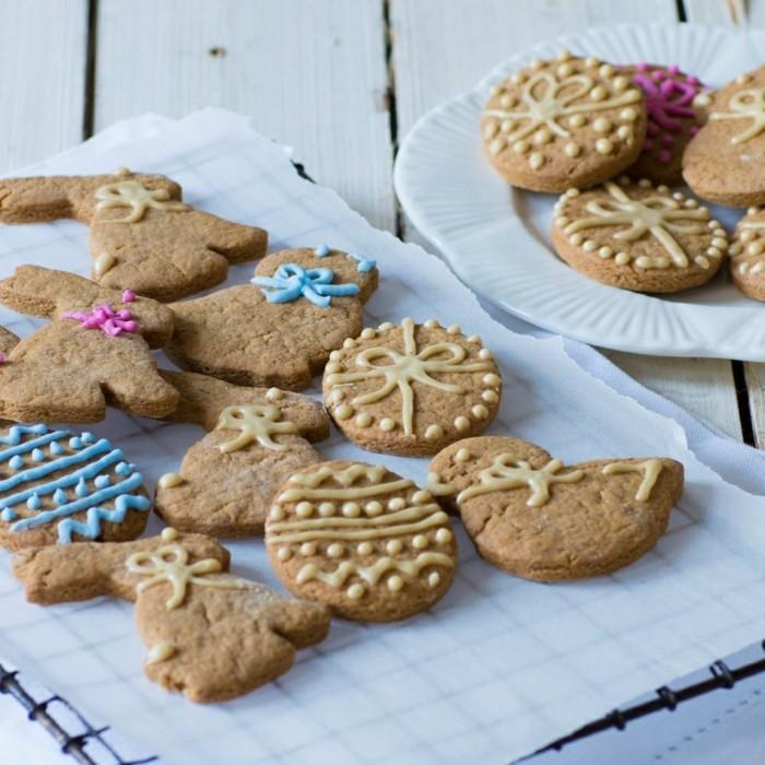 kekse selber backen rezeptideen ostern ostersymbole