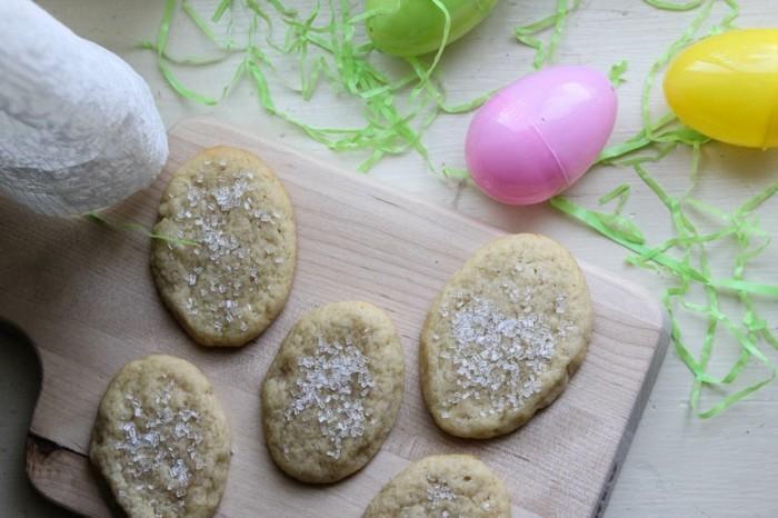 kekse selber backen vegan ostereier
