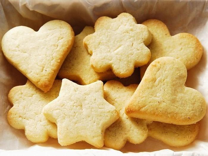 kekse selber backen weihnachten ideen