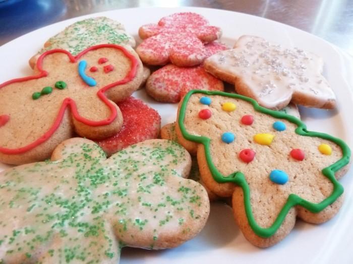 kekse selber backen zimt rezeptideen