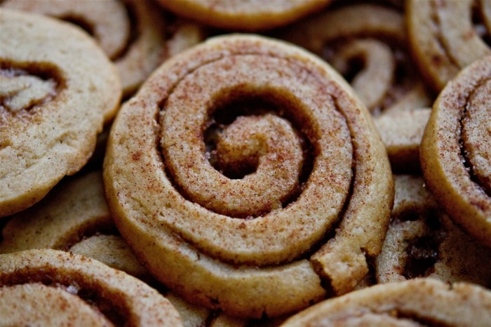 kekse selber backen zimt schöne form
