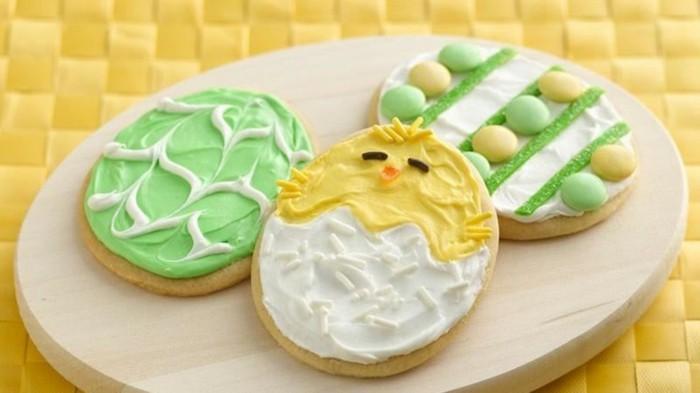 kekse verzieren osterkekse kekse ideen