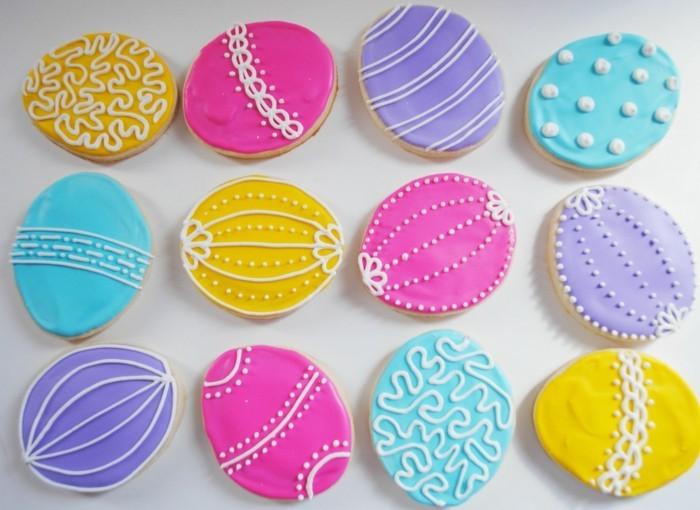 kekse verzieren ostern ideen osterparty