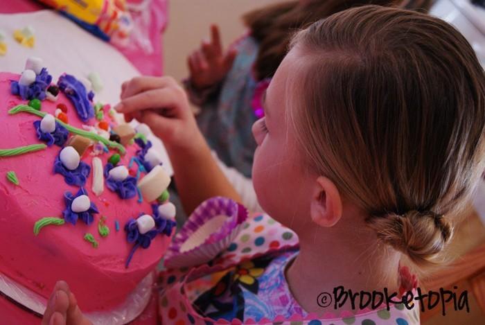 kindergeburtstagstorte kindergeburtstagskuchen mädchen 9 jahre 16