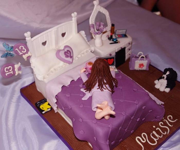 kindergeburtstagstorte kindergeburtstagskuchen mädchen 9 jahre 31