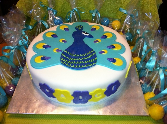 Drucker Birthday Cakes