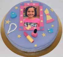 Kindergeburtstagtorte-50 Bildmotive für 9 jährige Prinzessinnen