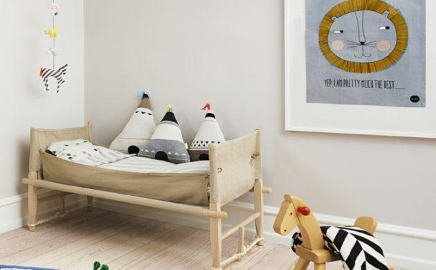 Kinderzimmer gestalten 1000 stilvolle wohnideen f r ihr - Babyzimmer skandinavisch ...