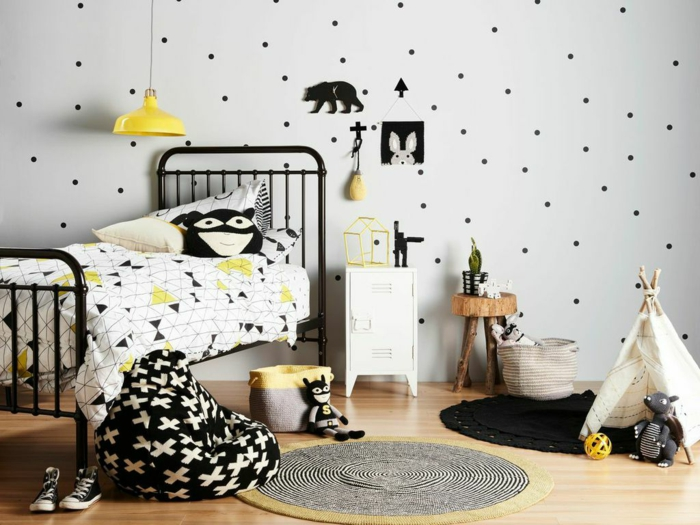 kinderzimmer skandinavisch einrichten leicht gemacht. Black Bedroom Furniture Sets. Home Design Ideas