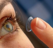 """Kontaktlinsen bestellen und die Freiheit """"ohne Rahmen"""" genießen"""
