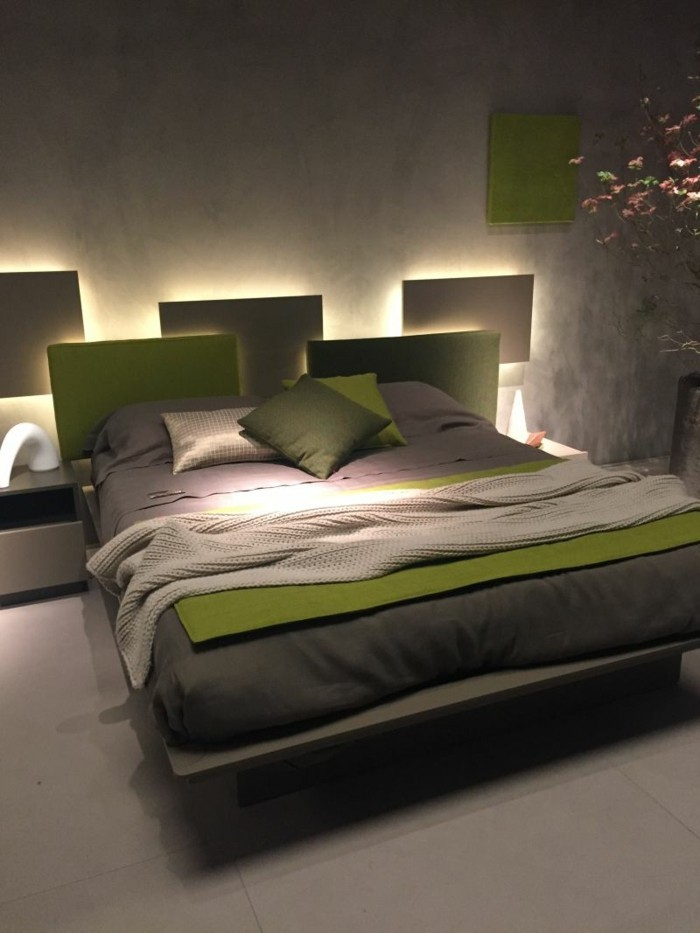die led lichtleiste 30 ideen wie sie durch led leisten. Black Bedroom Furniture Sets. Home Design Ideas