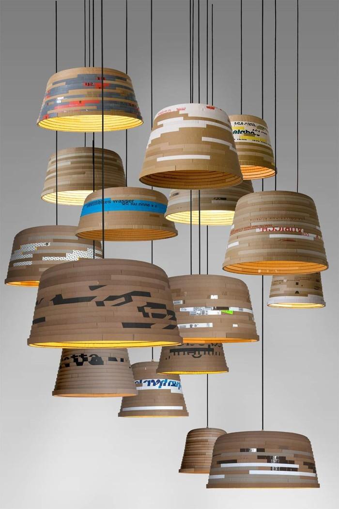 lichtdesign basteln mit pappe 16