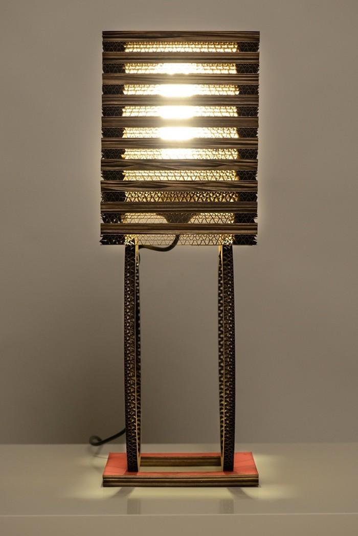 lichtdesign basteln mit pappe 18