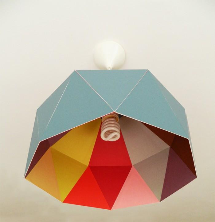 lichtdesign basteln mit pappe 23