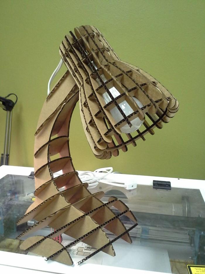 lichtdesign basteln mit pappe 29