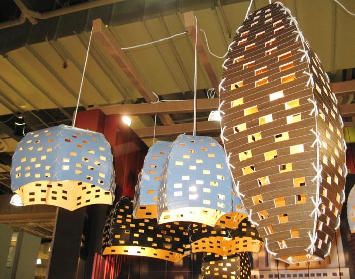 lichtdesign basteln mit pappe 33