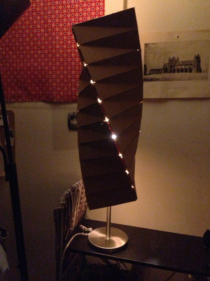 lichtdesign basteln mit pappe 36