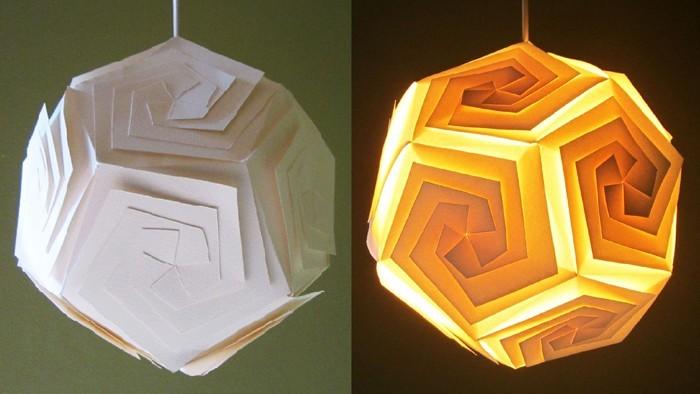 lichtdesign basteln mit pappe 39