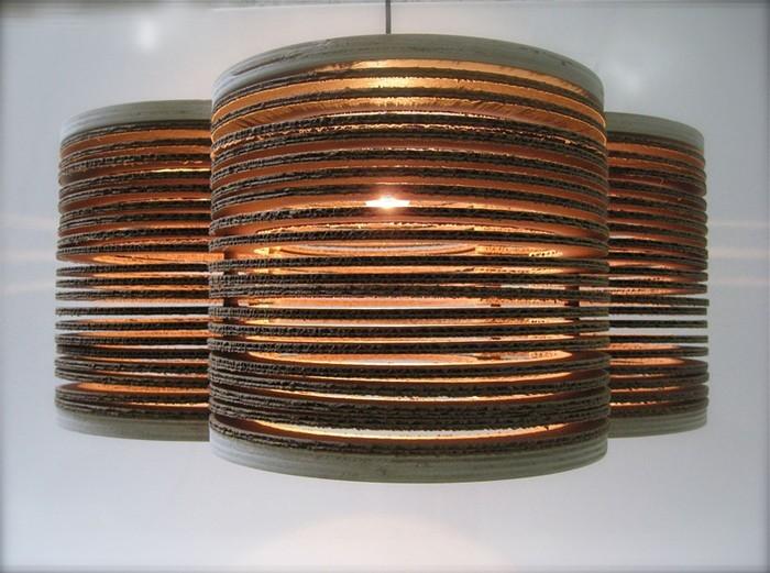 lichtdesign basteln mit pappe 4