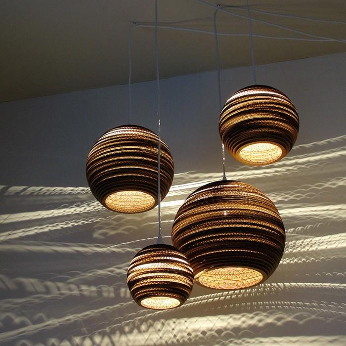 lichtdesign basteln mit pappe 6
