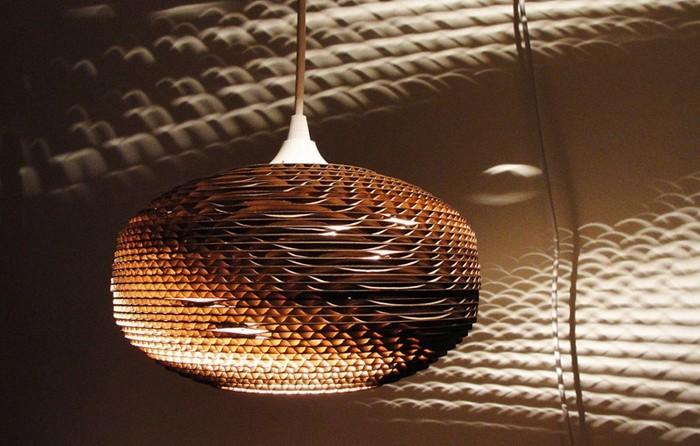 lichtdesign basteln mit pappe 8