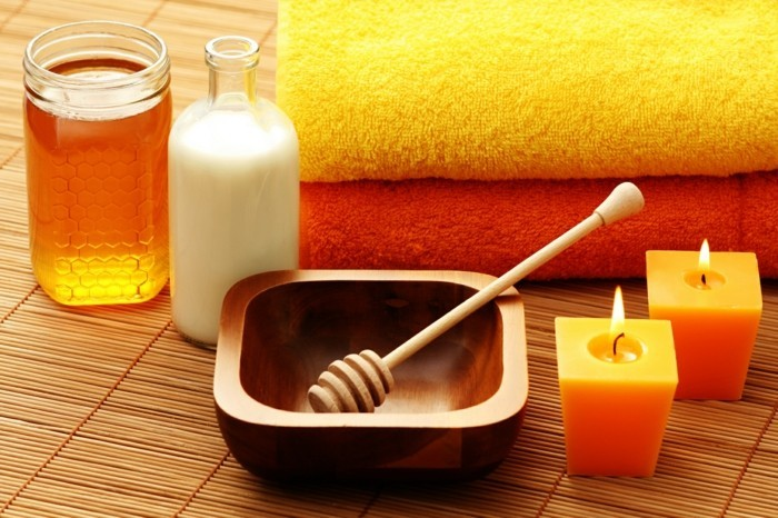 manuka honig gesund spa wellness massage