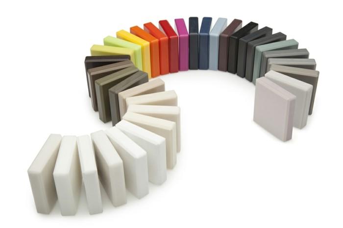 Mineralwerkstoff Hi Macs Küchengestaltung Badezimmereinrichtung Farben