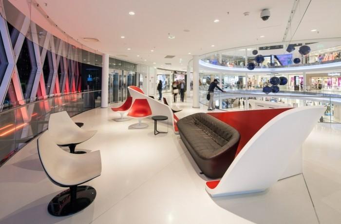 mineralwerkstoff hi macs shopping malls kaufhaus