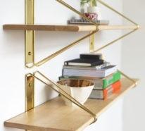 Die Rolle der Regale im Möbeldesign- 39 coole Ideen