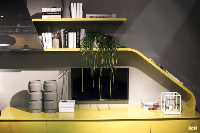 moebeldesign regale einrichtungsbeispiele deko ideen wohnzimmer designermoebel 4