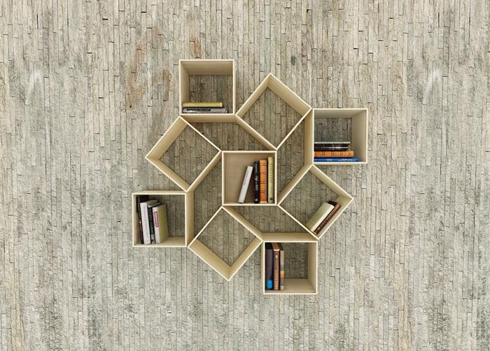 Moebeldesign Regale Einrichtungsbeispiele Deko Ideen Wohnzimmer  Designermoebel 40